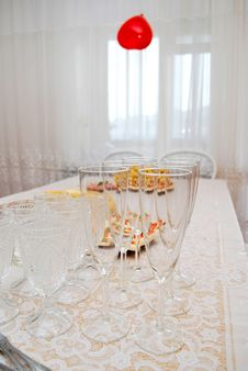 Free Goblets Royalty Free Stock Photos - 7048768