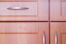 Free Kitchen Cupboard Doors Stock Images - 7048904