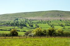Free Black Mountains, Herefordshire. Stock Photo - 70463320
