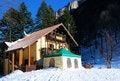 Free Alpine Refuge Royalty Free Stock Photography - 7057607