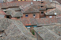 Free Tiling Roofs Royalty Free Stock Photography - 7058907