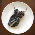 Free Two Chili Peppers Royalty Free Stock Photo - 7059765