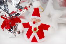 Free Santa Stock Photography - 7050242