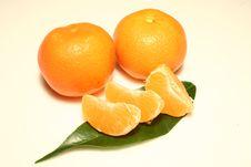 Free Mandarin Royalty Free Stock Image - 7050516