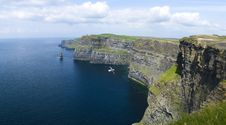 Free Cliffs Of Moher Stock Photos - 7050633