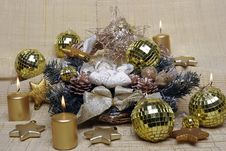 Free Christmas Ans New Year S Decoration Royalty Free Stock Photo - 7052035