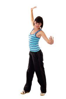 Free Gymnastics Royalty Free Stock Image - 7052336