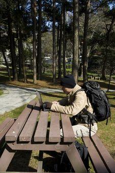 Free Hiker Stock Image - 7052521