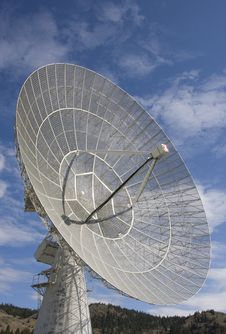 Free Radio Telescope Stock Photos - 7053513