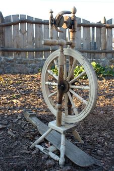 Free Spinning-wheel Stock Photos - 7053583