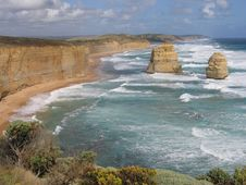 Free Great Ocean Road Royalty Free Stock Image - 7053596