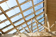 Free Skylight Royalty Free Stock Photo - 7054125