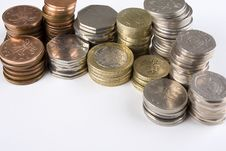 Free UK Coins Stock Image - 7054281
