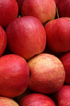 Free Apples In The Market Stock Photo - 7054930