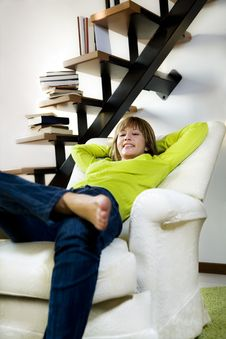 Free Armchair Stock Photography - 7054942