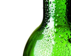 Free Green Bottle Royalty Free Stock Photo - 7055015