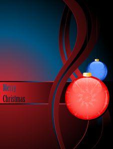 Free Merry Christmas Stock Image - 7055261