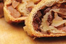 Free Strudel Royalty Free Stock Photography - 7056677