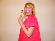 Free Beautiful  Princess Royalty Free Stock Photos - 7056918