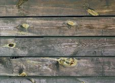 Free Wooden Wall 2 Royalty Free Stock Photo - 7056985