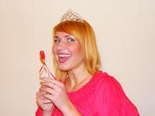 Free Beautiful  Princess Royalty Free Stock Images - 7057009