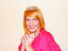 Free Beautiful  Princess Stock Photos - 7057013