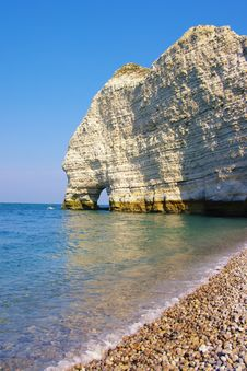 Free Etretat Rocks Stock Images - 7057134