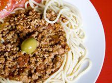 Free Spaghetti Royalty Free Stock Image - 7057316