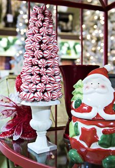 Free Candy And Santa Claus Royalty Free Stock Images - 7057689