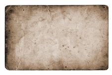 Free Old Paper Background Royalty Free Stock Photo - 7057755