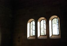 Free CHURCH WINDOWS Stock Images - 7057824
