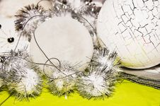 Free Xmas Decoration Ornaments Stock Photography - 7058412