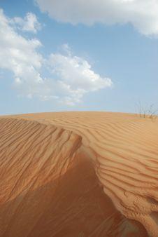 Free Desert And Sky Stock Photo - 7058640