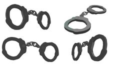 Handcuff Royalty Free Stock Photos
