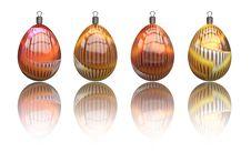 Free Christmas Balls Stock Photography - 7058982