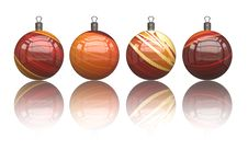 Free Christmas Balls Royalty Free Stock Images - 7058989