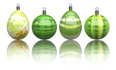 Free Christmas Balls Royalty Free Stock Images - 7058999