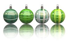 Free Christmas Balls Stock Images - 7059024