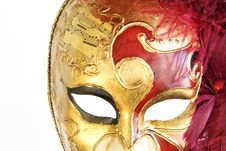 Free Venetian Mask Stock Images - 7059044