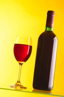 Free Glass And Bottle Stock Image - 7059591