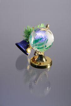 Free Christmas Globe Stock Images - 7059604