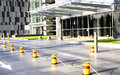 Free Lobby And The Direction Sign Royalty Free Stock Photography - 7066367