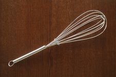 Free Whisk Royalty Free Stock Image - 7060356