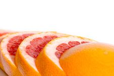 Free Grapefruits Royalty Free Stock Photos - 7060718