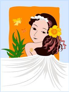 Free Spring Bride Stock Photos - 7062413