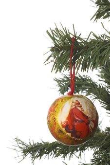Free Christmas Decoration Stock Images - 7062694