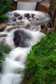 Free Nice Waterfall Stock Photos - 7063103