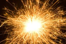 Free Sparkler Stock Images - 7064034