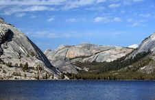 Free Scenic Mountain Lake Stock Photography - 7064042