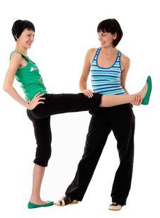 Free Gymnastics Royalty Free Stock Photography - 7064727